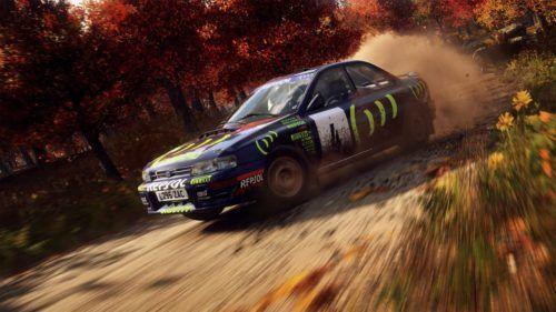Subaru Impreza in Dirt Rally 2.0