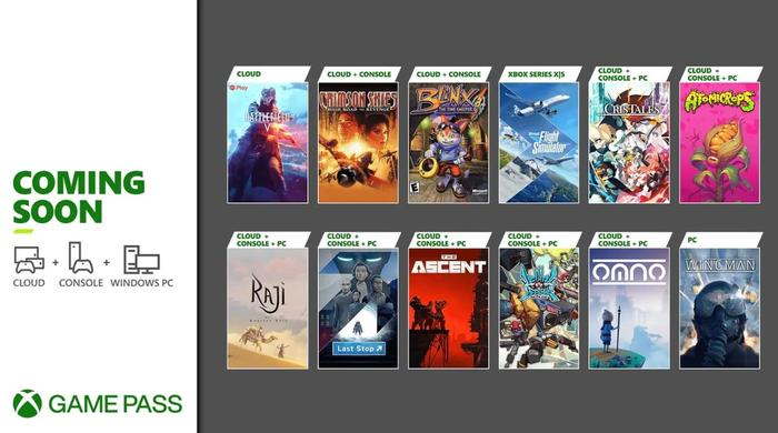 Xbox Games With Gold August Game Pass