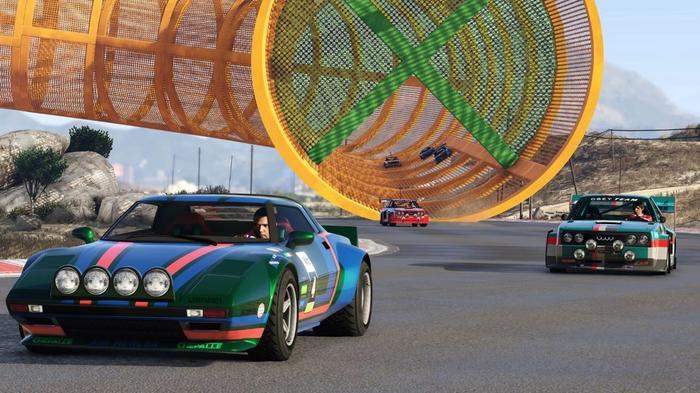 gta online weekly update 1 october stunt races