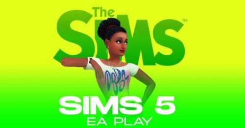 the sims 5 ea play