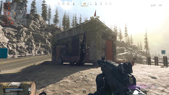 combat bow killstreak, warzone