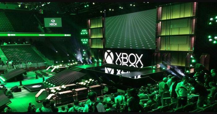 E3 2021 2019 Xbox Stage