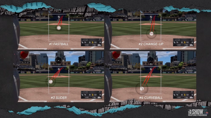MLB The Show 21 Hitting Pitching New Features