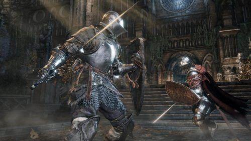dark souls 3 screenshots wandering knight