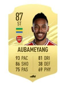 FIFA 21 Pierre Emerick Aubameyang 379x500 1