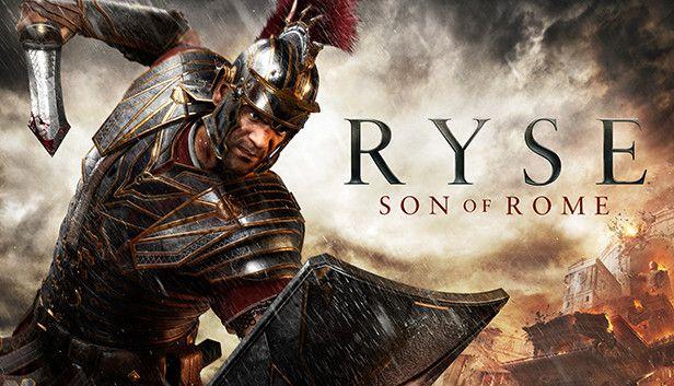 Ryse Son of Rome Key Art