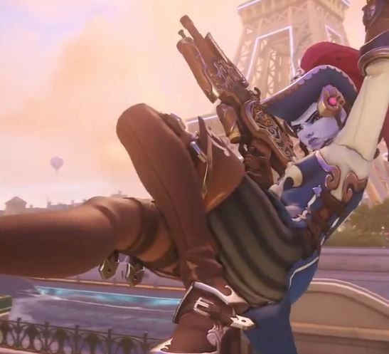 Overwatch Archives Skins 2021 Mousquetaire Widowmaker