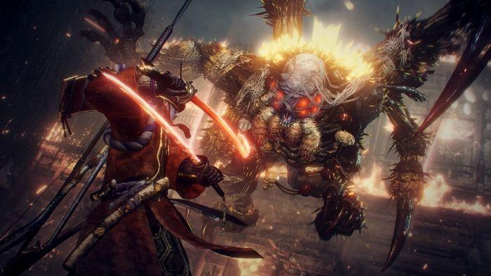 Square Enix Presents E3 2021 Nioh