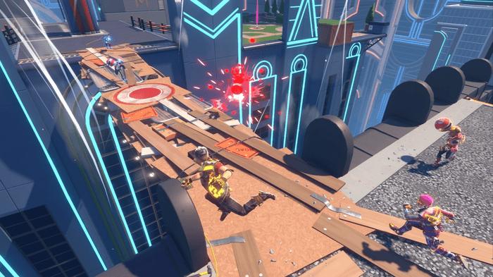Knockout City Gameplay Beta