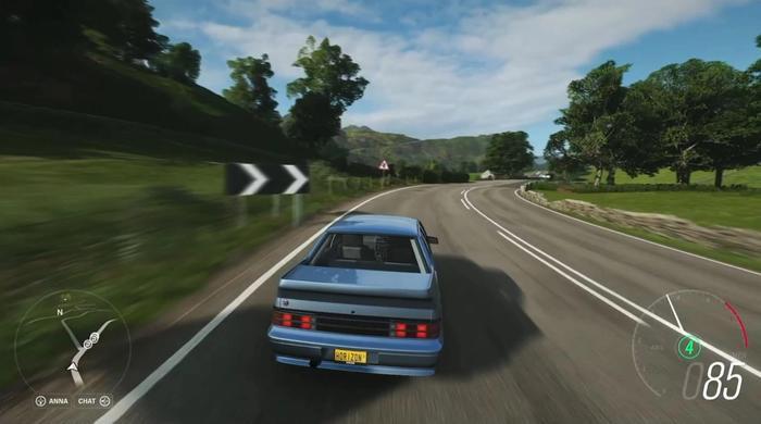 Forza Horizon 4 1988 Commodore V8