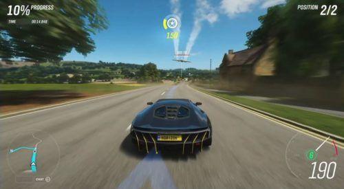 Lamborghini FH4 FH3 Showcase Event Remix
