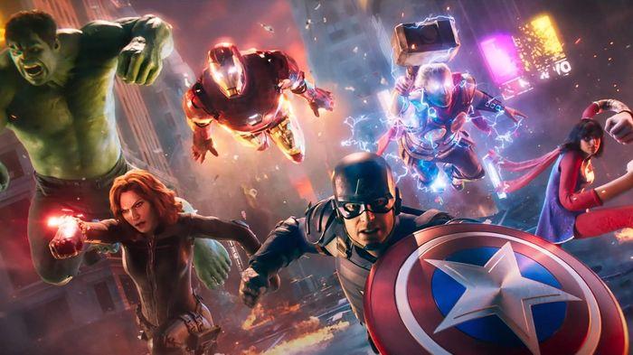 upgrade to next-gen versions Marvel's Avengers