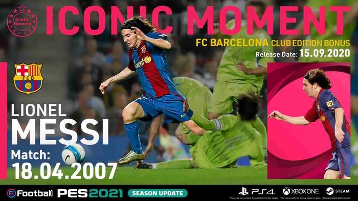 Lionel Messi Iconic Moment min 1