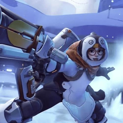 Overwatch Winter Wonderland Game Modes Mei