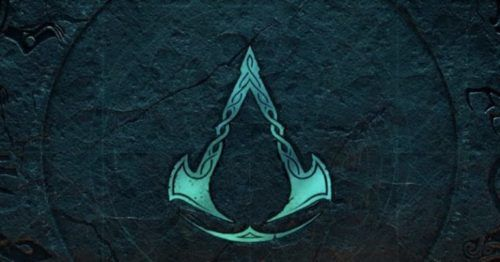 assassins creed valhalla logo revealed