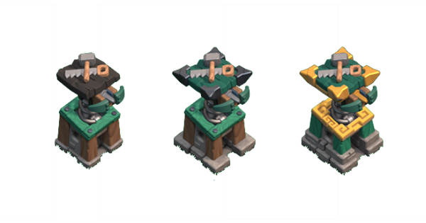 Clash of Clans TH14 Update Builder's Hut upgrades