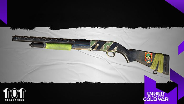 Call of Duty Black Ops Cold War Guns Weapon XP