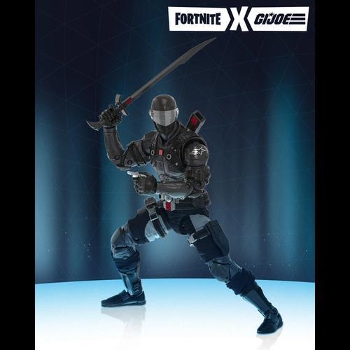 Fortnite Hasbro Snake Eyes Action Figure