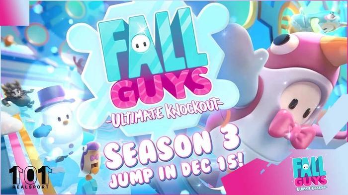 Fall Guys Season 3 Key Art