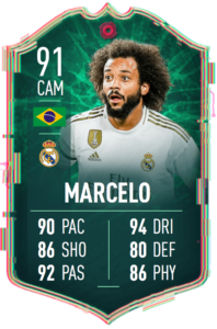 Marcelo shapeshifters fifa 20