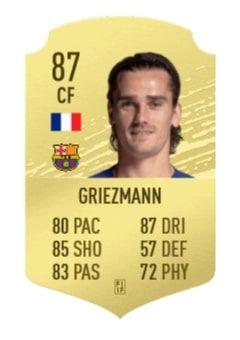 Antoine Griezmann FIFA 21