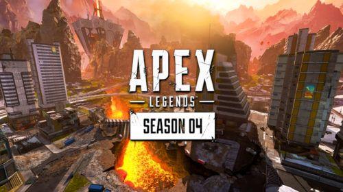 planet harvester survey camp apex season 4capitol city split apex legends season 4 assimilation map changes worlds edge update weapon racks hammon robotics