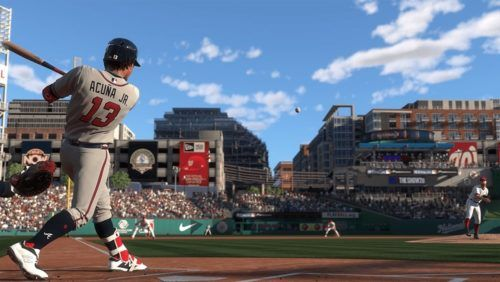Ronald Acuna Jr MLB The Show 20 best u25 players franchise mode diamond dynasty road to the show 1