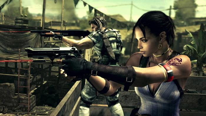 Xbox Games With Gold May 2021 Resident Evil 5