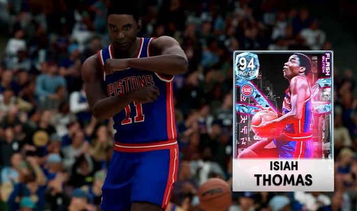 Isiah Thomas in MyTEAM for NBA 2K22