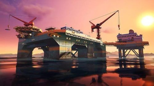 Oil Rig 2