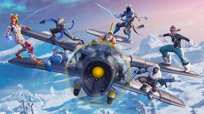 RETURNED: Planes haven't been seen in Fortnite for nearly 2 years.