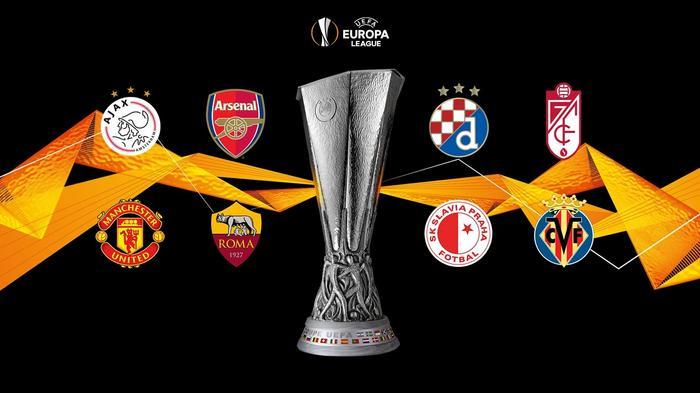uefa europa league quarter-finalists 2021