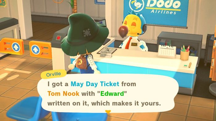 Animal Crossing: New Horizons may day maze
