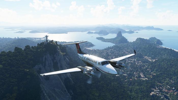Microsoft Flight Simulator World Update 3 Brazil