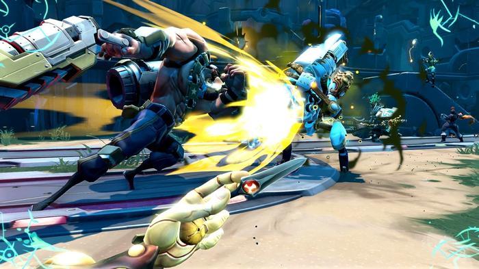 Battleborn In-Game Key Art 2