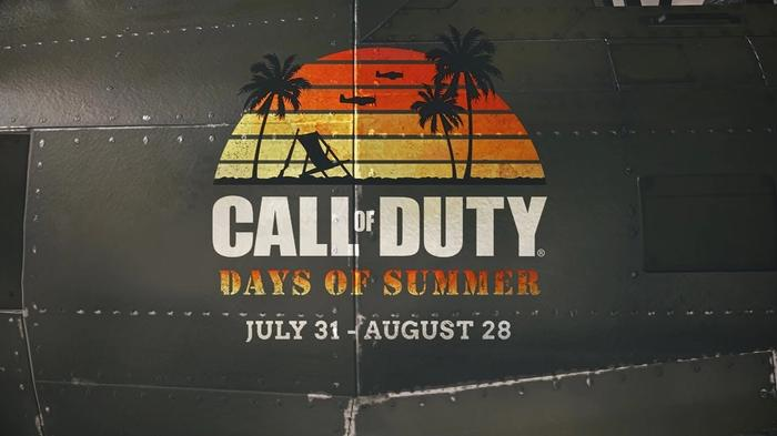 Days of Summer Event Leaks Call of Duty WW2