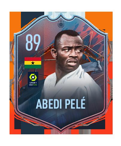 FIFA 22 FUT Heroes Abedi Pele