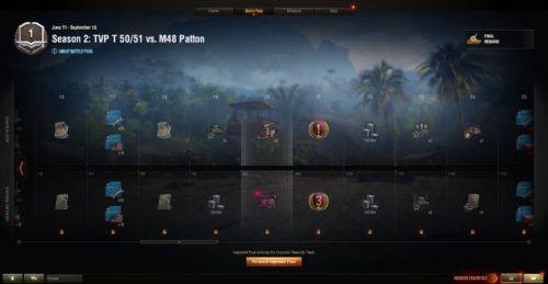 work of tanks battle pass season 2