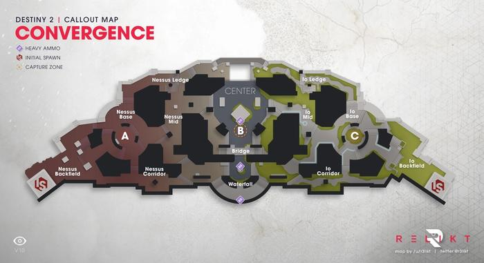 Another excellent Destiny 2 callout map by @r3likt