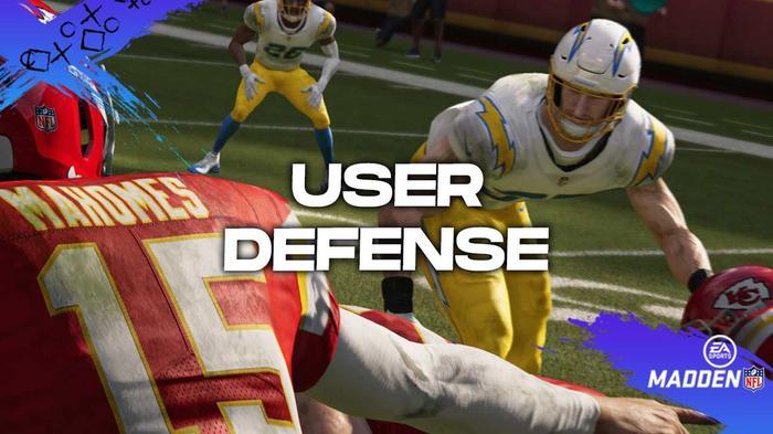 madden 21 user defense