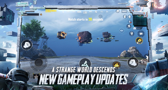 PUBG Mobile Update 1.2 game mode runes patch notes release date