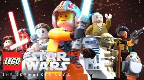 lego star wars the skywalker saga characters