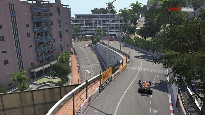 Monaco GP Turn 6 Hotel Lowes Hairpin