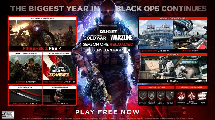 MORE CONTENT - Season 1 of Black Ops Cold War still had some goodies for us
