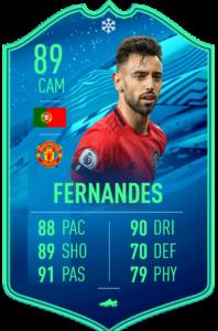 Fernandes winter refresh fifa 20
