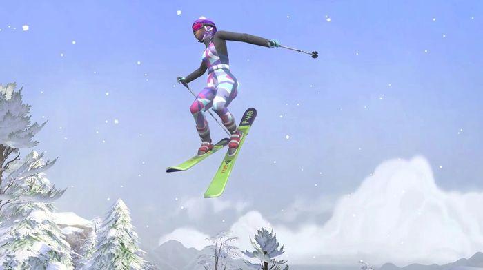 sim 4 snow escape skiing