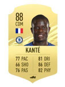 NGolo Kante FIFA 21