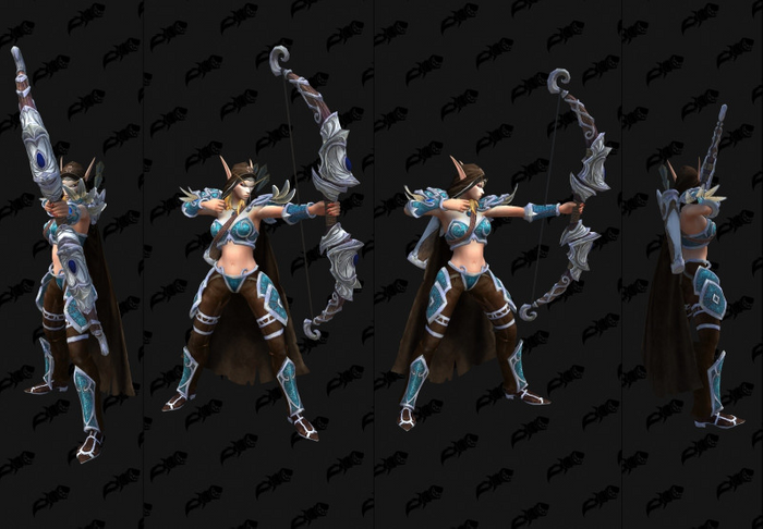 WoW Shadowlands 9.1 chains of domination update leaks sylvanas windrunner character model redemption