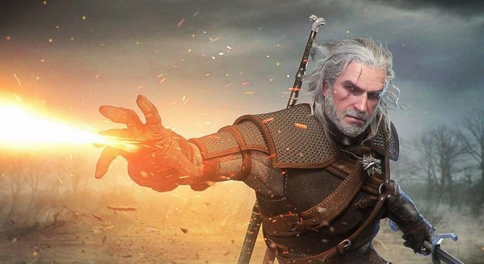 TOSS A COIN - Witcher protagonist Geralt is a playable character in Soul Calibur VI
