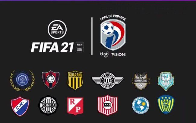 paraguayan league fifa 21 1